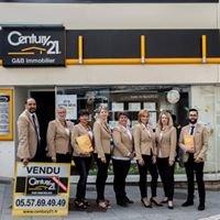 Century 21 G&B Immobilier à Coutras