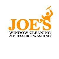 Joe's Window Cleaning & Pressure Washing