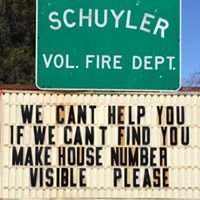 Schuyler Volunteer Fire Company, Inc.