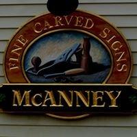 McAnney Fine Carved Signs