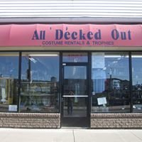All Decked Out Costume Rentals and Trophies