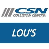 CSN - Lou's Auto Body