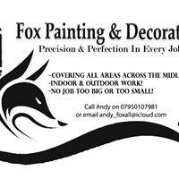 Fox Painting & Decorating