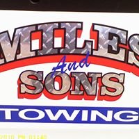 Miles & Sons Towing LLC