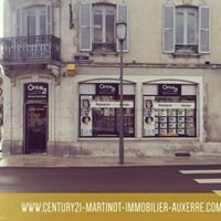 CENTURY 21 Martinot Immobilier à Auxerre