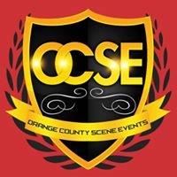 Orange County Scene Events