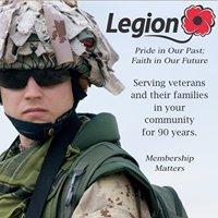 Edson Royal Canadian Legion #51