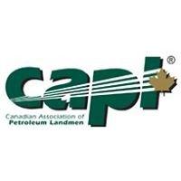Canadian Association of Petroleum Landmen - Unofficial