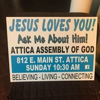Attica Assembly of God The Worship Church