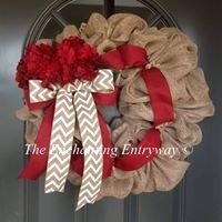 The Enchanting Entryway Handmade Wreaths