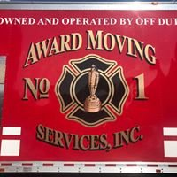AWard Moving Service Inc. - Owned and operated by Off-Duty Firefighters