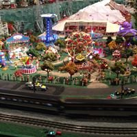 Wise Avenue Train Garden