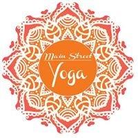 Main Street Yoga Studio - Summerland