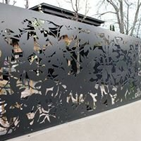Perforated Metal Design - เหล็กฉลุลาย