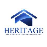 Heritage Roofing & Waterproofing Inc