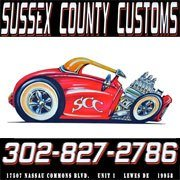 Sussex County Customs Collision & Restoration