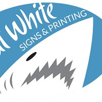 Great White Signs