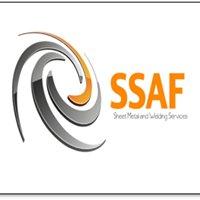 SSAF Sheet Metal