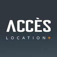Accès Location +
