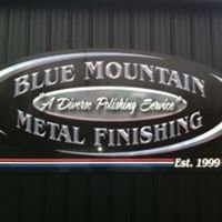 Blue Mountain Metal Finishing