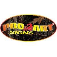 Pro-Art Signs LLC.