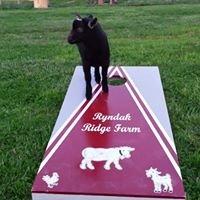 Ryndak Ridge Farm