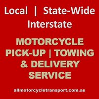 All Motorcycle Transport