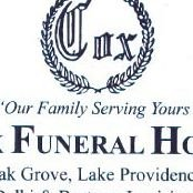 Cox Funeral Homes