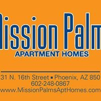 Enjoy life at Mission Palms Apartments