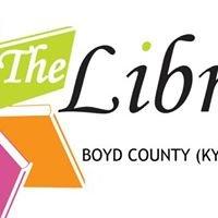Boyd County Public Library- Reader's Advisory