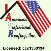 American Professional Roofing, Inc.