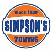 Simpson's Towing Svc Inc