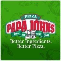 Papa John's Pizza-New westminster, B.C