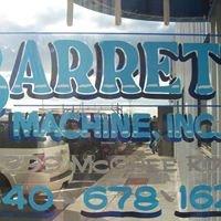 Barrett Machine, Inc.