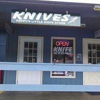 Poppy's Little Knife Store