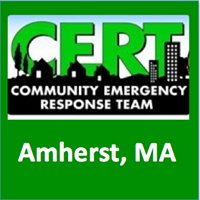Community Emergency Response Team for the Town of Amherst, MA