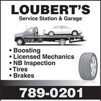 Loubert'S Service Station  & Garage