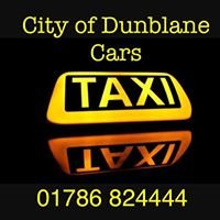 City of Dunblane Cars