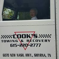Cook's Towing & Recovery