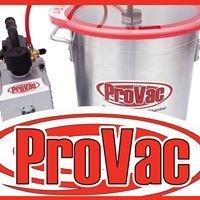 PROVAC USA - Vacuum Chambers Pumps
