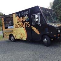 Bee's Knees Mini Donuts