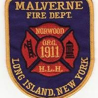 Malverne Fire Department.