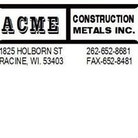 Acme Construction Metals Inc.