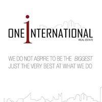 One International Real Estate