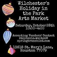 WCE Holiday Arts Market