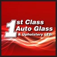 1st Class Autoglass & Upholstery Ltd