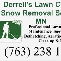 Derrell's Lawn Care & Snow Removal Service MN