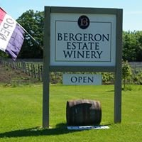 Bergeron Estate Winery & Cider House.