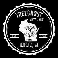 Treeghost Metal Art