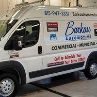 Barkau Automotive Commercial Municipal Fleet Vehicles